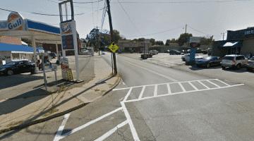 Station Street in Bridgeville