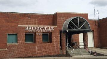 The Bridgeville Borough Building