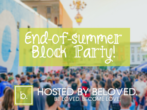 Beloved Tribe in Bridgeville is hosting an end-of-summer block party on Sept. 2 from 3 p.m. to 6 p.m.