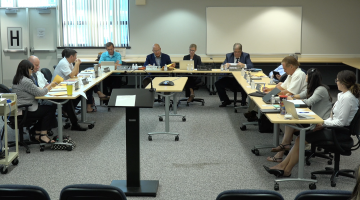 Chartiers Valley School Board: Aug. 28, 2018