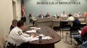 Bridgeville Borough Councilman William Henderson discusses the success that the community's police department has had using social media to engage with residents.