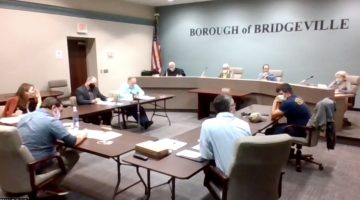 bridgeville borough council november 9, 2020