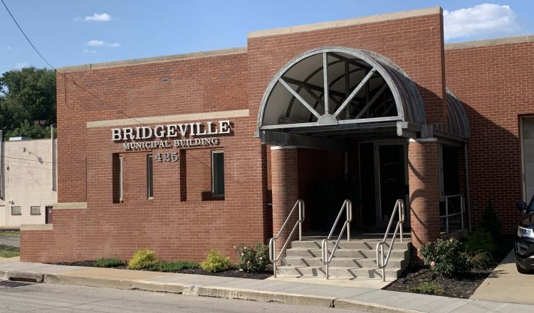 Bridgeville Borough Building