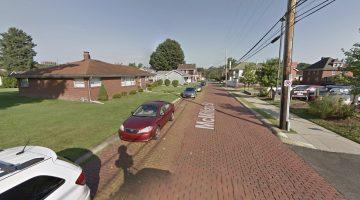 McMillen Street in Bridgeville, PA